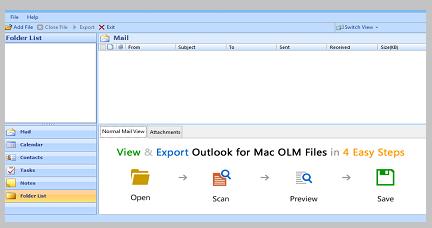 OLM File Exporter Banner