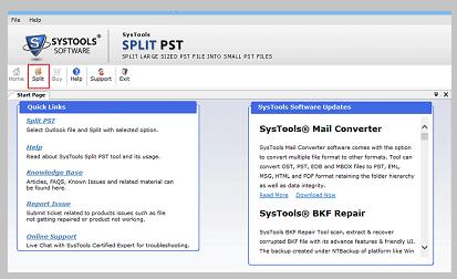Microsoft PST Repair Banner